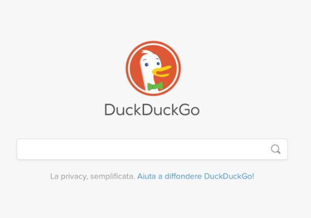Quest'anno DuckDuckGo ha donato 1 milione di euro alle no profit che combattono per migliorare la privacy digitale