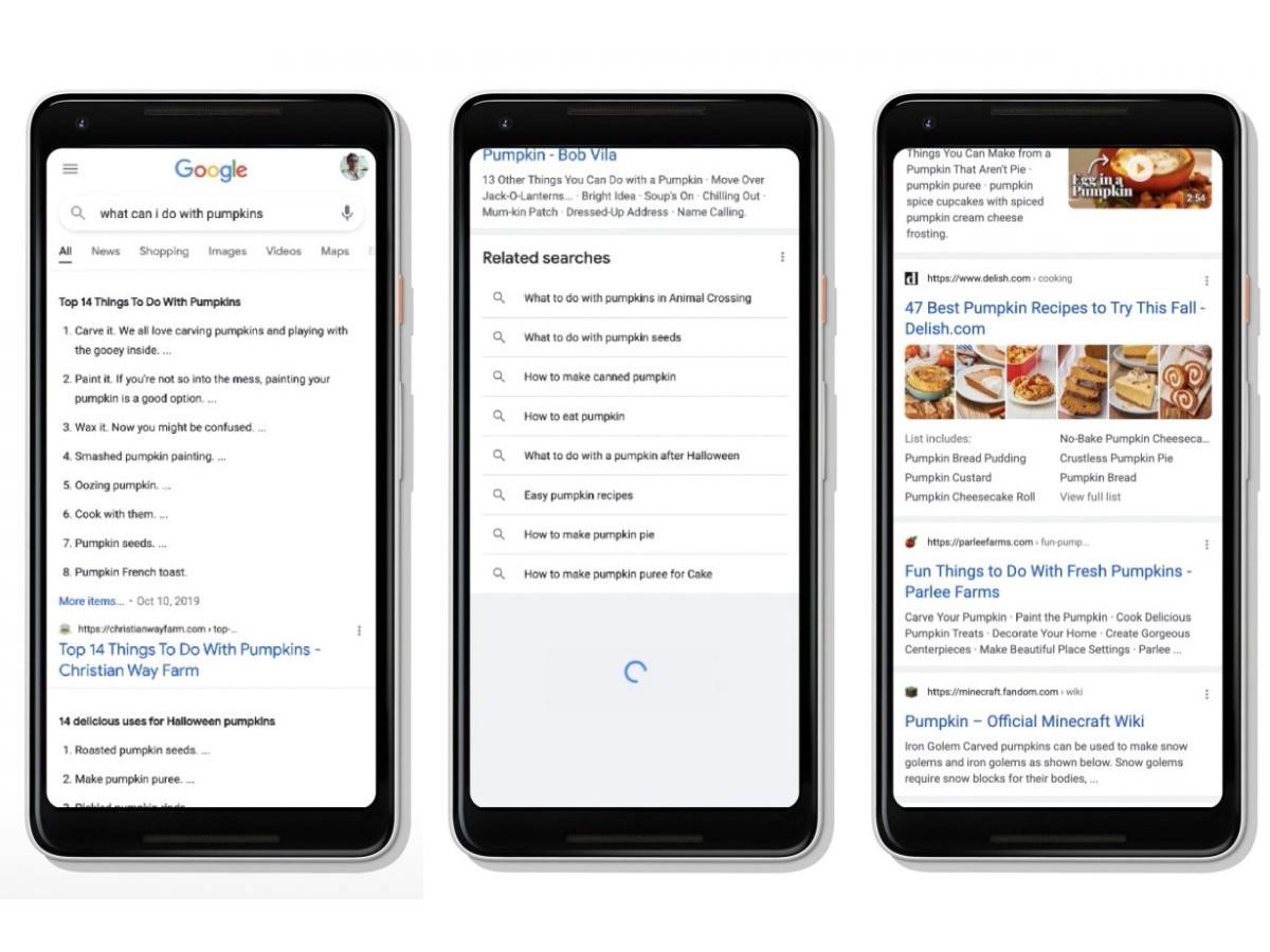 Google attiva lo scorrimento continuo sui risultati di ricerca su mobile