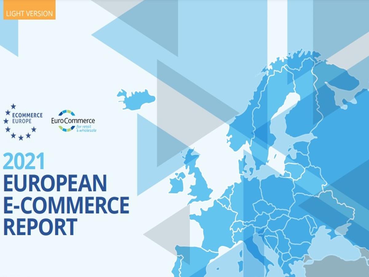 E-commerce in Europa: i numeri chiave per il 2021