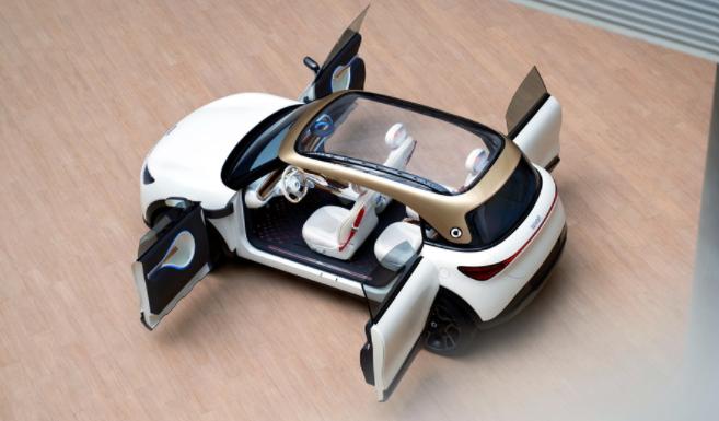Nuova Smart, presentati i prototipi della serie