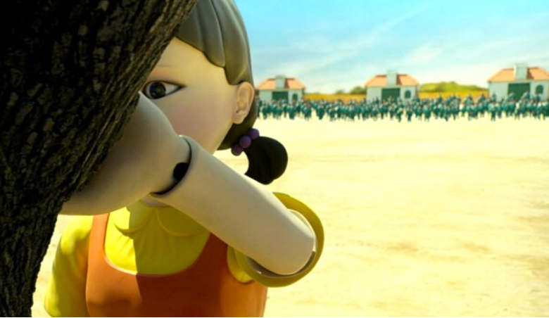 La stampa italiana lancia l'allarme: troppi bambini stanno imitando Squid Game a scuola