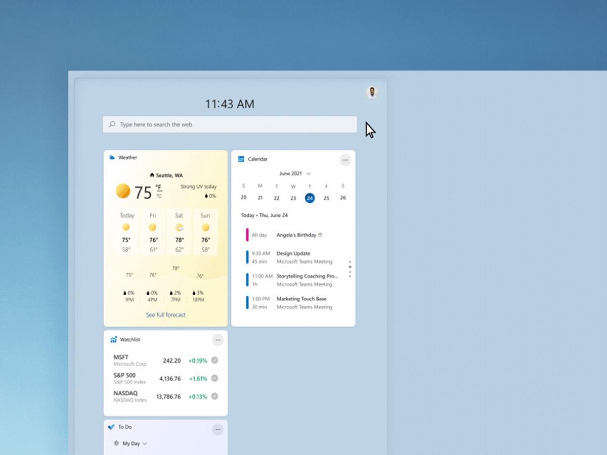 Widget su Windows 11: tutto quello che devi sapere