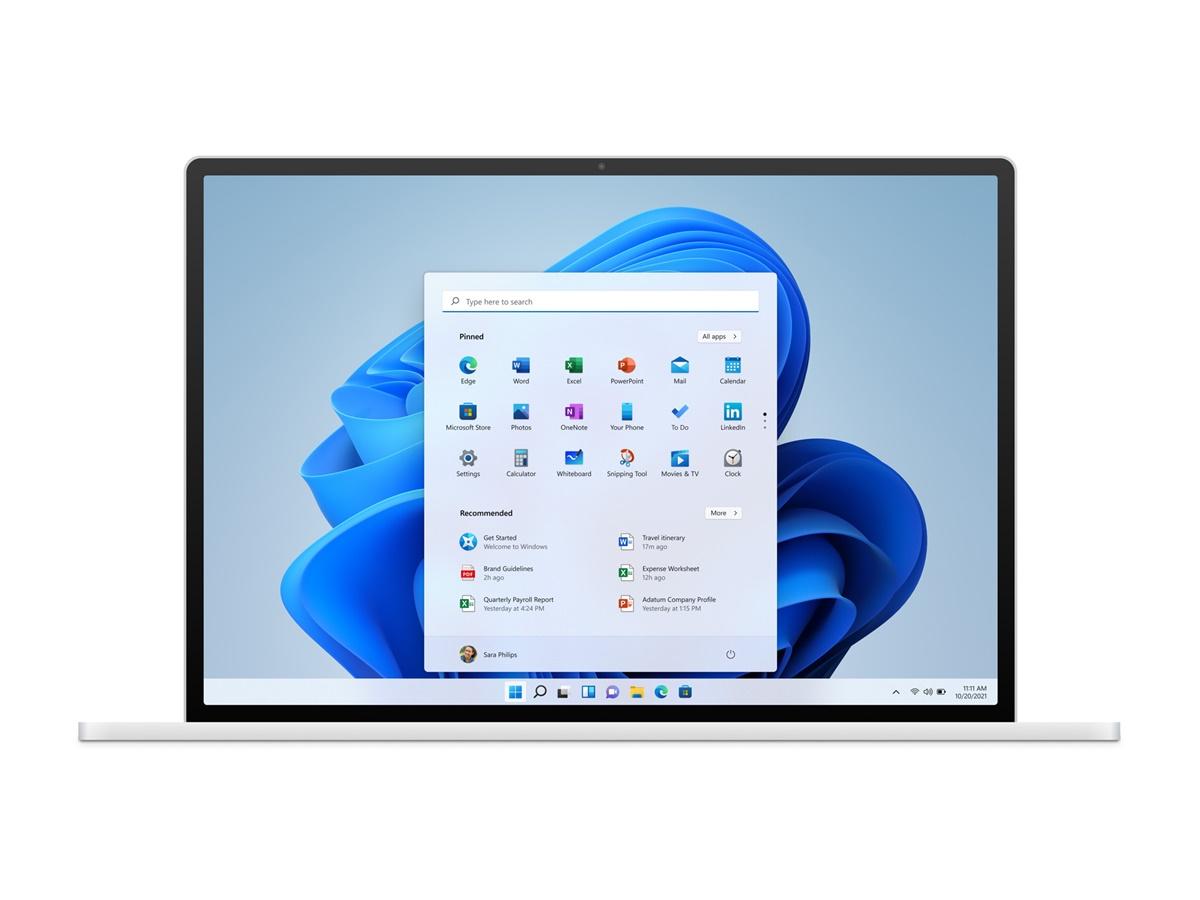 Windows 11: come personalizzare la barra delle applicazioni