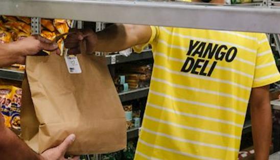 Yandex porta a Londra la sua più grande app di vendita di prodotti alimentari online